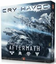 Cry Havoc: Aftermath - English NUOVO