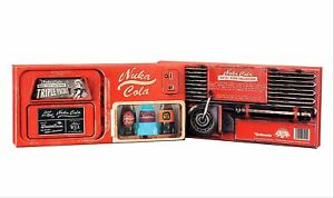 FALLOUT NUKA COLA METAL SIGN COLLECTION TRIPLE PACK - GAMING MERCHANDISE