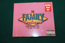 Various Artists, Family Values Tour 1999  Audio CD w/ sealed trading cards of bn