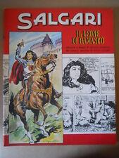 SALGARI Il Leone di Damasco Suppl. Informatore Rhodense n°13 1973  [G755] BUONO