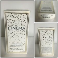 CINEMA by Yves Saint Laurent, COLLECTOR EDITION, 1.6 OZ, 50ML, EDP, New
