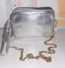 Victoria's Secret Limited Edition Fashion Show 2016 Silver Crossbody Bag Purse