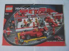 LEGO® Bauanleitung / Instruction Nr. 8144
