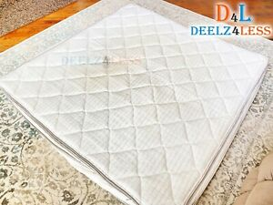 Select Comfort Sleep Number Eastern King Size Mattress Pillow Top Outer Cover P5