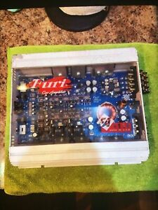 Furi car amplifier FA 4040