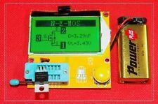 LCR-T3 Component Tester Transistor Diode Capacitance Cap ESR Meter Inductor
