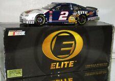 1998 RCCA Rusty Wallace Miller Lite Elvis AUTOGRAPHED ELITE 1/24 car#4114/7500
