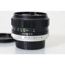 Minolta Mc Rokkor-Pf 58mm 1:1.4 - Numéro de Série 5533945