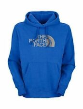 Men's Small The North Face Half Dome Nautical Metallic Silver Hoodie