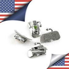 US 100X Dental Ortho Buccal Tube Laser Mark Roth 022 Non-con Bondable