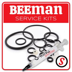 Beeman Polyurethane PTFE O Ring seal service kit ALL MODELS + OPTIONAL GREASE
