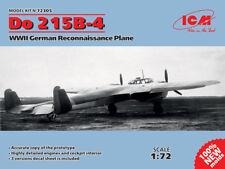 ICM 1/72 Do-215B-4 Segunda Guerra Mundial German avión de reconocimiento # 72305