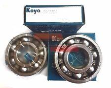 Husqvarna CR250 WR250 1999 - 2018 Koyo Crank Main Bearings 6305C4 x2