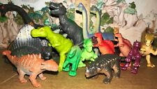 Dinosaur toy figures lot of 31, Safari, unbranded and more
