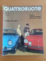 AA.VV 1968 QUATTRORUOTE N 147