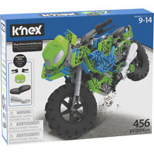 K'Nex Mega Motorcycle with Working Suspension Building Set - 15149
