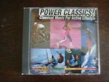 2x  Power Classics - Classical Music for active lifestyle