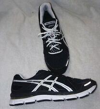 Asics Gel Neo 33, T222N, Black/White, Men's Running Shoes, Size 12