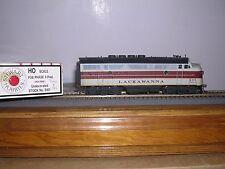 Stewart #8500 Lackawanna Emd F-3A & B Phase Ii Diesel Locos #805 & 805 H.O.Gauge