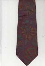 ETRO Milano-[If New $350]-Authentic-100% Silk Tie-Made In Italy-Et15-Men's Tie