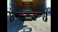 Lift Gate Fixed Position Large Truck 1-87 HO Scale Walthers Preiser Herpa Kibri