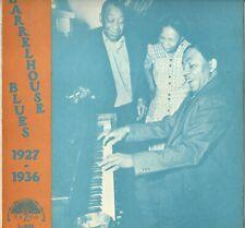 "COMPILATION ""BARRELHOUSE BLUES 1927-1936"" 70'S LP YAZOO 1028"