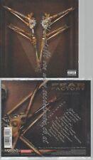 CD--FEAR FACTORY--ARCHETYPE [EXPLICIT]