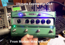 Modest Mike's Line 6 DL4 with Ultimate Expression Mod!