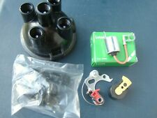 Rover P4 80, P6 2000SC/TC Screw-in Lead Distributor Cap, Rotor, Points, Condense