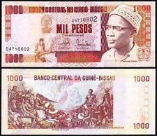 GUINEA BISSAU (1990) 1000 Pesos P-13a UNC