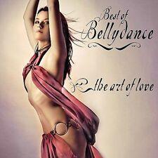 Best of Bellydance: Art of Love Best of Belly Dance: The Art of Love CD