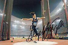 Stephanie Brown Trafton * USA * > 1. Olympics 2008/Ath-sign. foto