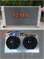 Aluminum radiator + shroud + fan for Holden VT VX HSV Commodore V8 GEN3 LS1 5.7L