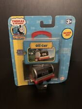 Thomas The Train Take Along Diecast Oil Tanker & Collector Card 2007 New Sealed