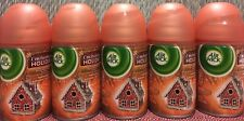 Air Wick Freshmatic Ultra GINGERBREAD PLAYHOUSE  Automatic Spray Refill Lot of 5