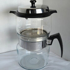 pyrex flameware percolator instructions
