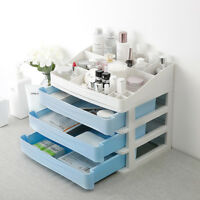 Plastic Multi-functional Makeup Drawer Cosmetic Storage Box Organizer Container