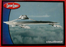CAPTAIN SCARLET - Card #65 - Cloudbase - Cards Inc. 2001