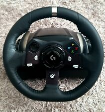 Logitech G920 With Pedals and  Shifter for Xbox One and PC - used twice