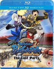 Sengoku Basara Samurai Kings Movie: The Last Party DVD/Blu-ray Double Play, DVD