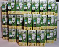 48 units 23W CFL (100 Watt traditional) Earthtronics Fluorescent Light Bulbs