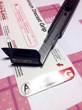 NT Cutter 9mm A-300GRP Aluminium Grip Japan ( Alley's Craft )