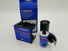Polaroid Polachrome 35mm Instant Color Slide Film w/ Processing Pack 12 Exposure