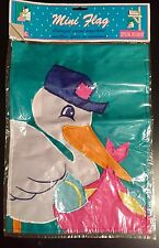 It'S A Girl Baby Shower Delivery Gift Applique Mini Window Garden Yard Flag New
