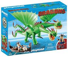Playmobil How to Train Your Dragon Twins with Barf and Belch 9458