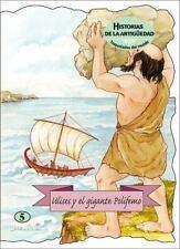 Ulisses y el gigante Polifemo (Troquelados del mundo series)