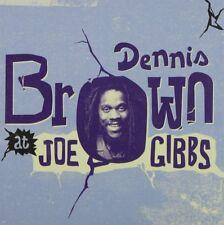Dennis Brown-Dennis Brown at Joe Gibbs (BOX-SET) 4 CD NEUF