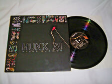 LP - Hunk Ai (Hunk Al) Alene Hjemme - 1988 # cleaned