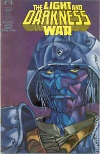Light and Darkness War #3 VG 1989 Stock Image Low Grade