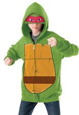 Child Small Raphael Kids Costume Hoodie - Teenage Mutant Ninja Turtles Costumes
